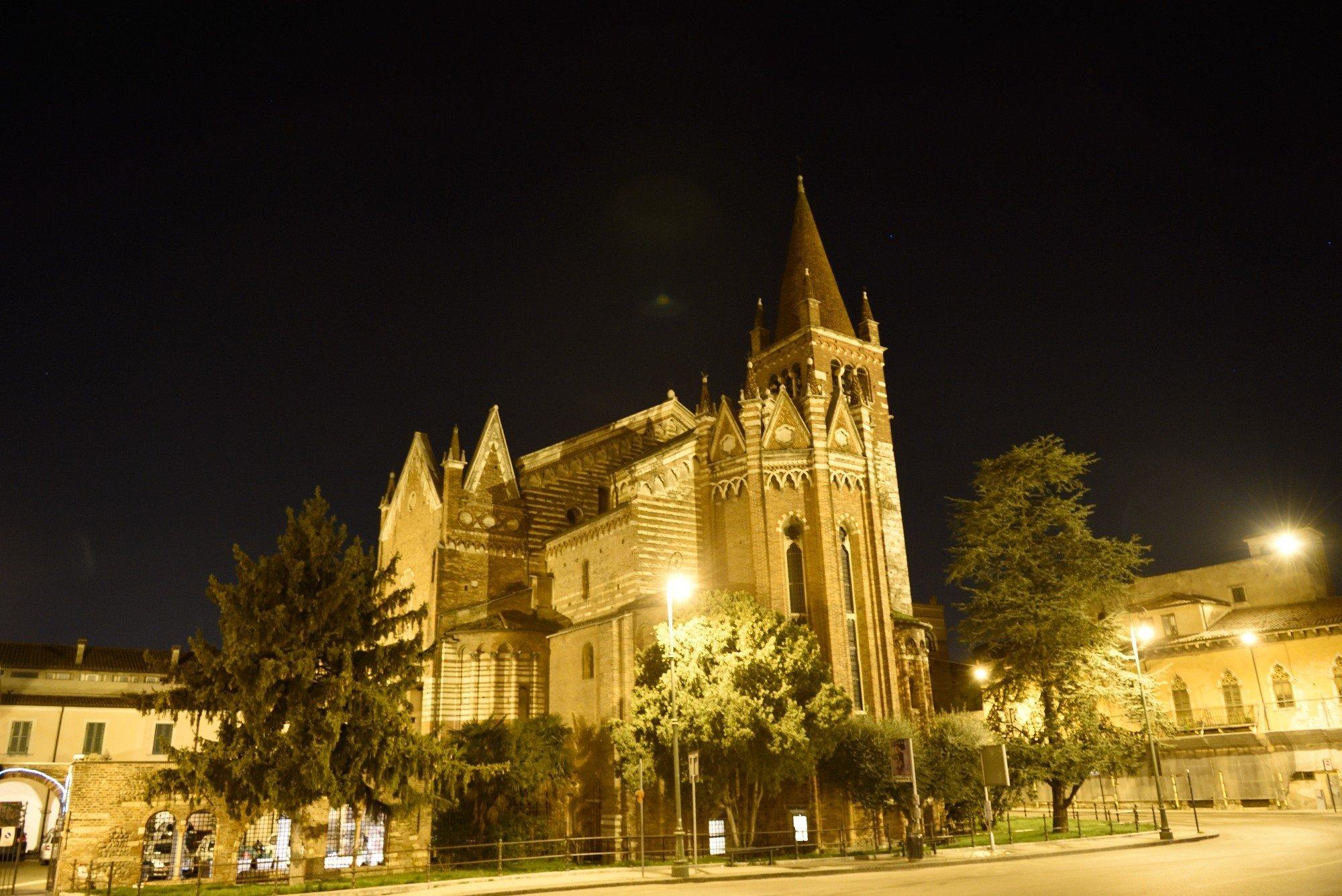 Chiesa di San Fermo - Verona - Templari Cattolici foto 01